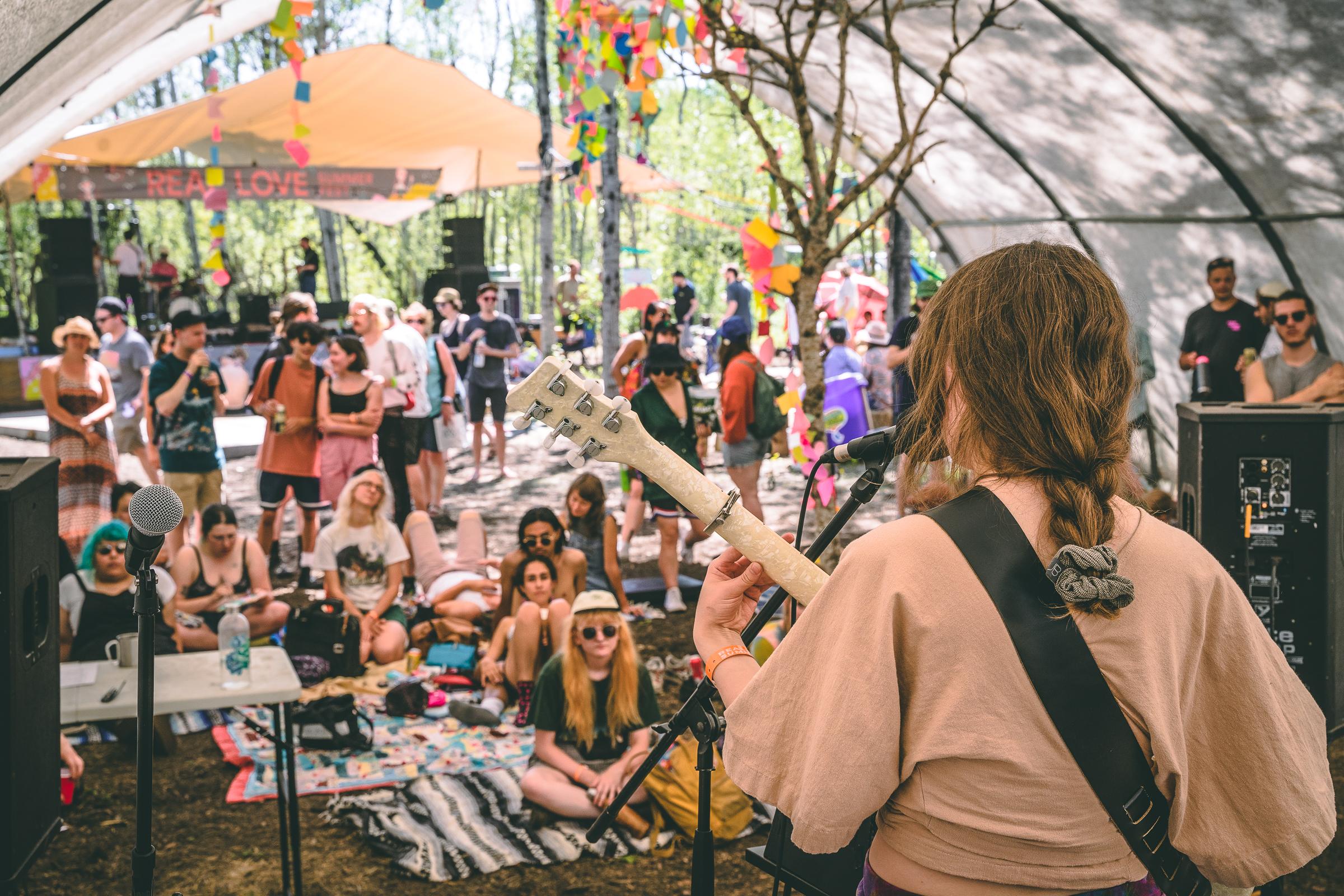 Real Love Summer Fest 2019 – Ygretts – photo by Matt Kleisinger @kleistea